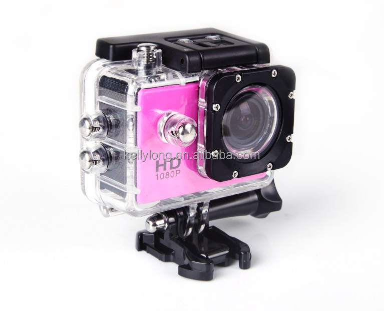Newest!!!Wholesale Remote Control Sport Camera SJ4000 Full HD 1080p Wifi Waterproof Action Sport Camera