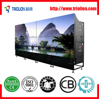 16:9 screen remote control available control and conference room solutions DLP multi screen display wall