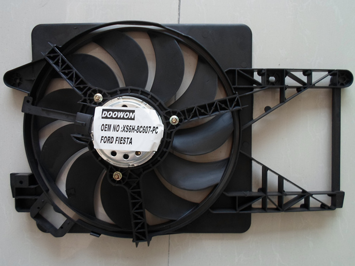 Ventilador del radiador auto 12v dc motor el ctrico del - Radiador electrico precio ...