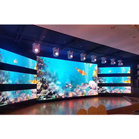 New Technology P4.81mm Video Indoor LED Display Full Color HD LED Display Screen