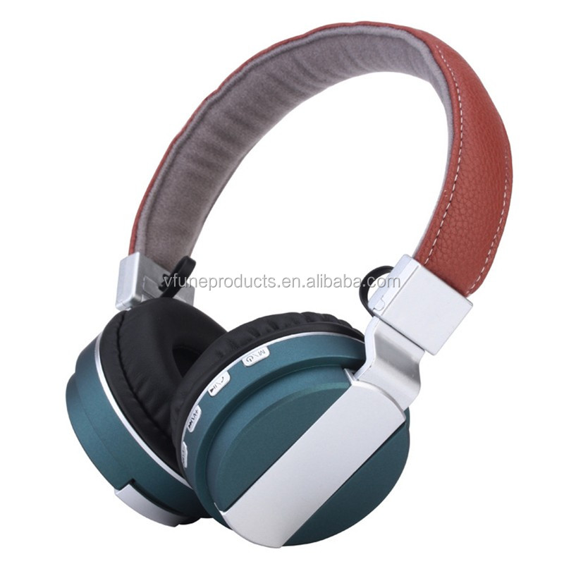 Wholesale OEM Unisex Stereo Noise Cancelling Headset Over Ear Wireless Earphones Headphones