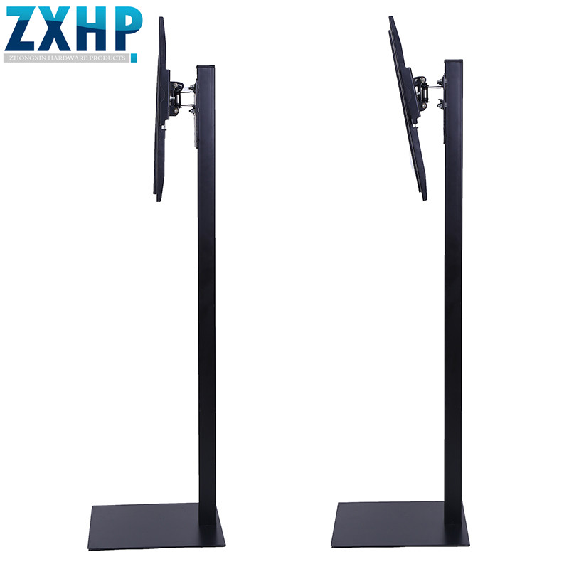 trolly lcd tv stand with dvd bracket for most TV bracket