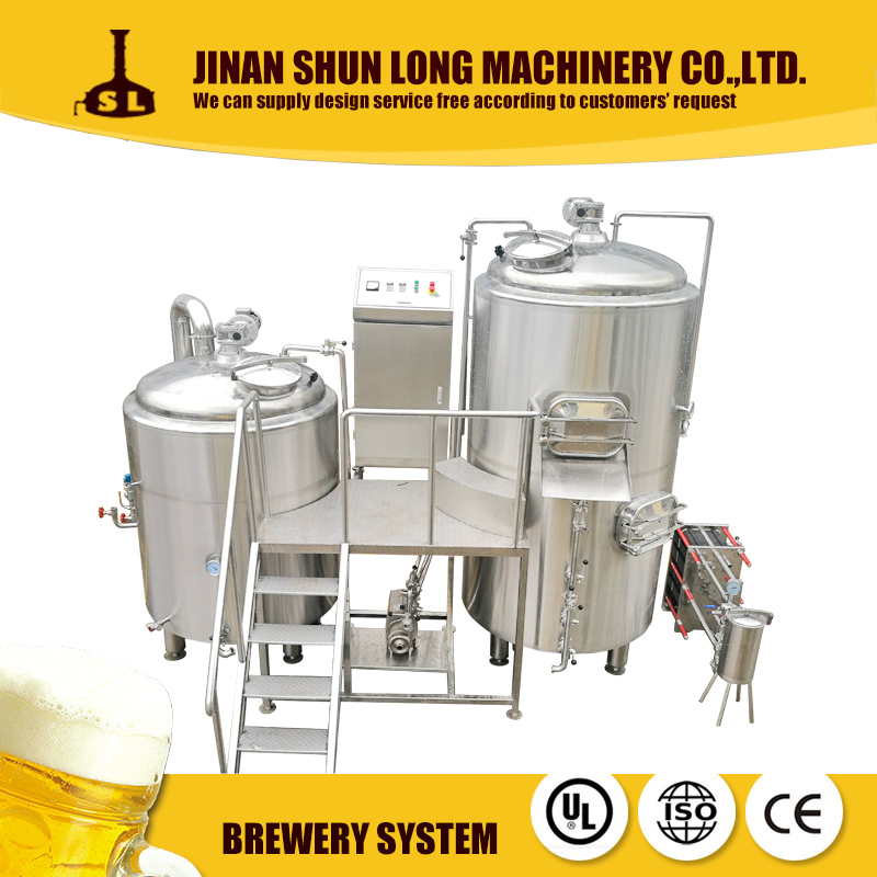 professional 500L/5hl small beer brewing equipment wheat/barley malting machine