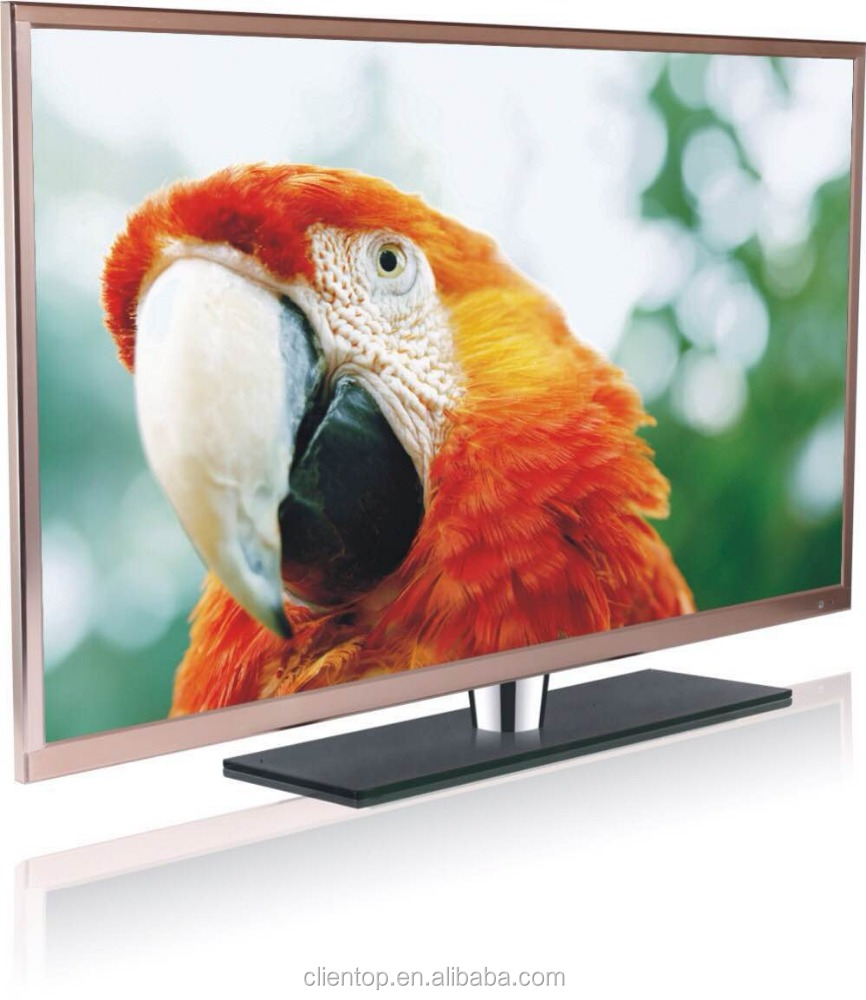 "Customized 32"" 49"" UHD DLED Smart RJ-45 Android Full Metal TV 3840*2160"
