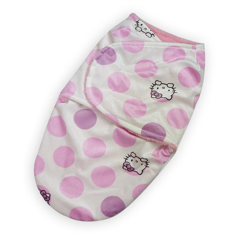 Бесплатная доставка ребенка пеленать ребенка салфетки пеленальные мешок ребенка спальные мешки 0 - 12 м