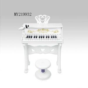 electronic organ musical instrument kids piano with 32keys /recording/playback/karaoke/multiple percussion functions