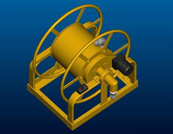 Motorized Hose Reel.Use fire;garden;irrigation & Motorized Hose Reel.use Fire;garden;irrigation - Buy Fire Hose Reel ...