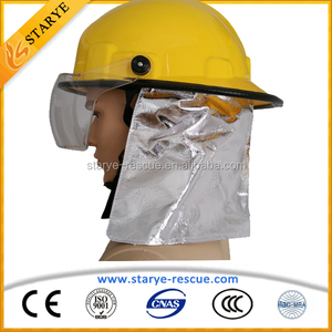 Hot Price Reliable Firefighting Equipment Fire Safty Helmet