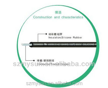 Ul3142 Electric Wire National Wire And Cable - Buy National Wire And ...