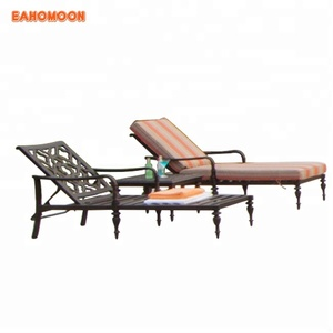 Cheap Price Swimming Pool Sun Loungers Chair Outdoor Furniture Lounger