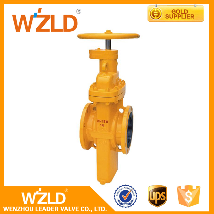 WZLD Marine Industries Stainless Steel ASME B16.25 GB/T 12224 Butt-welding Ends Gate Valve