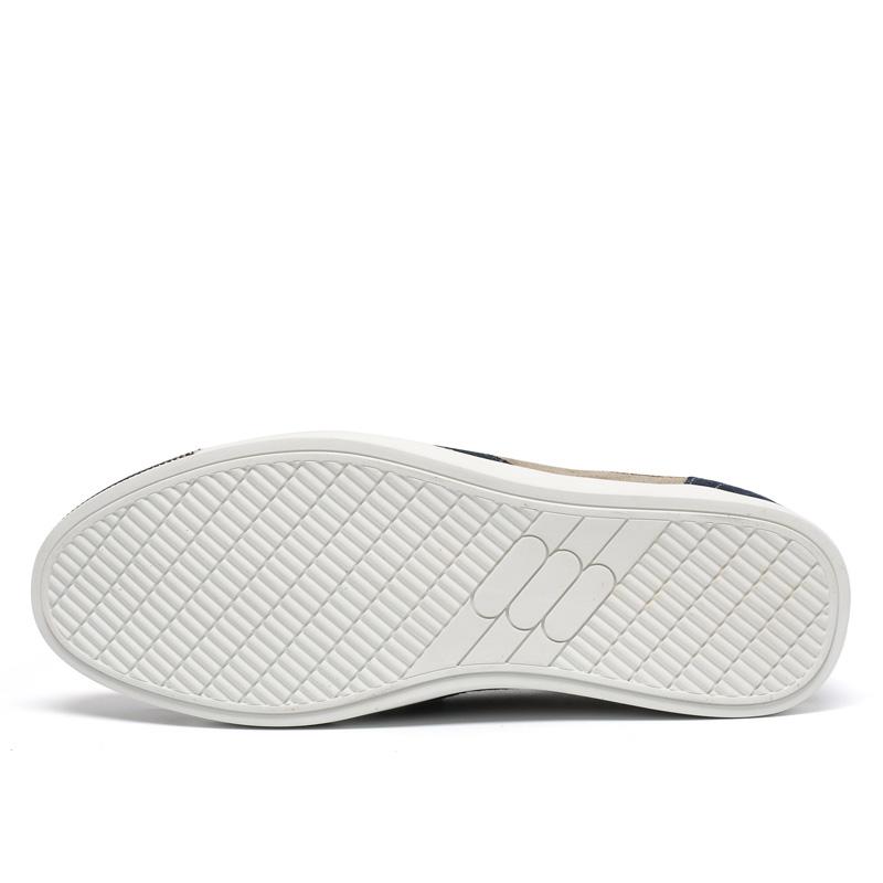Shoes Casual Handmade Decent Leather Men qvFTS7wq