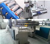 Vertical Mono-layer Plastic Sheet PP PS Extrusion machine, small plastic extrusion machine