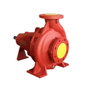 Agriculture Irrigation back pull out end suction water pump