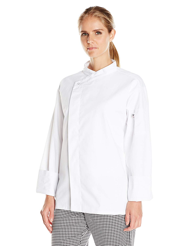 Uncommon Threads Men's Santorini Chef Coat