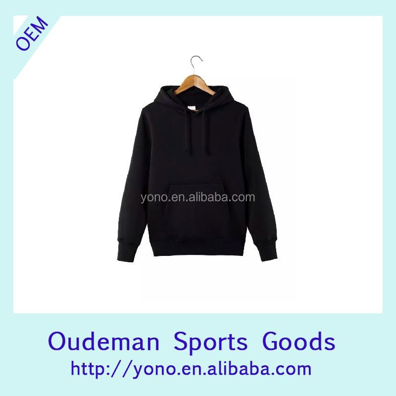 wholesale plain black hoodie / sweatshirt hoodies for Children