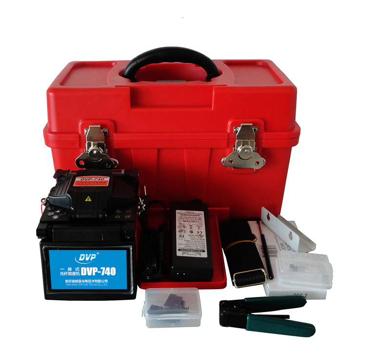 Made in China DVP 740 Fibre Optic Fusion Splicer IN STOCK with Best Price