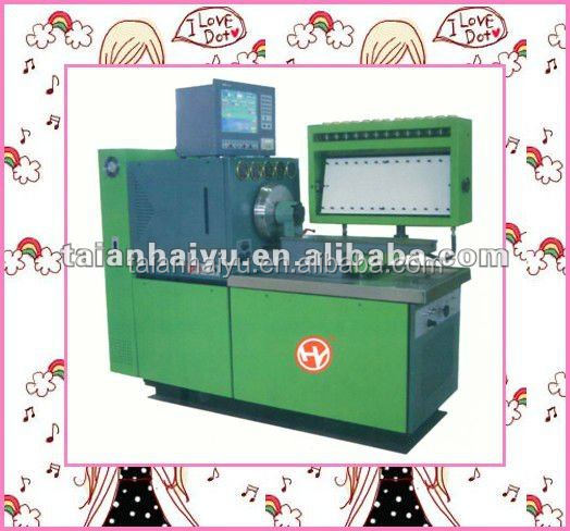 High quality brand, control computer common rail injector pump Test Equipment WKD