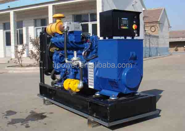 500kw biogas genset used in biogas projects