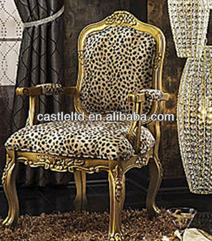 Morden Chair Stocklot Chair Solid Wood Hand Carved Leopard Chair,Antique  Style Accent Chair With Fabric Cushion   Buy Antique Wooden Arm  Chairs,Morden ...