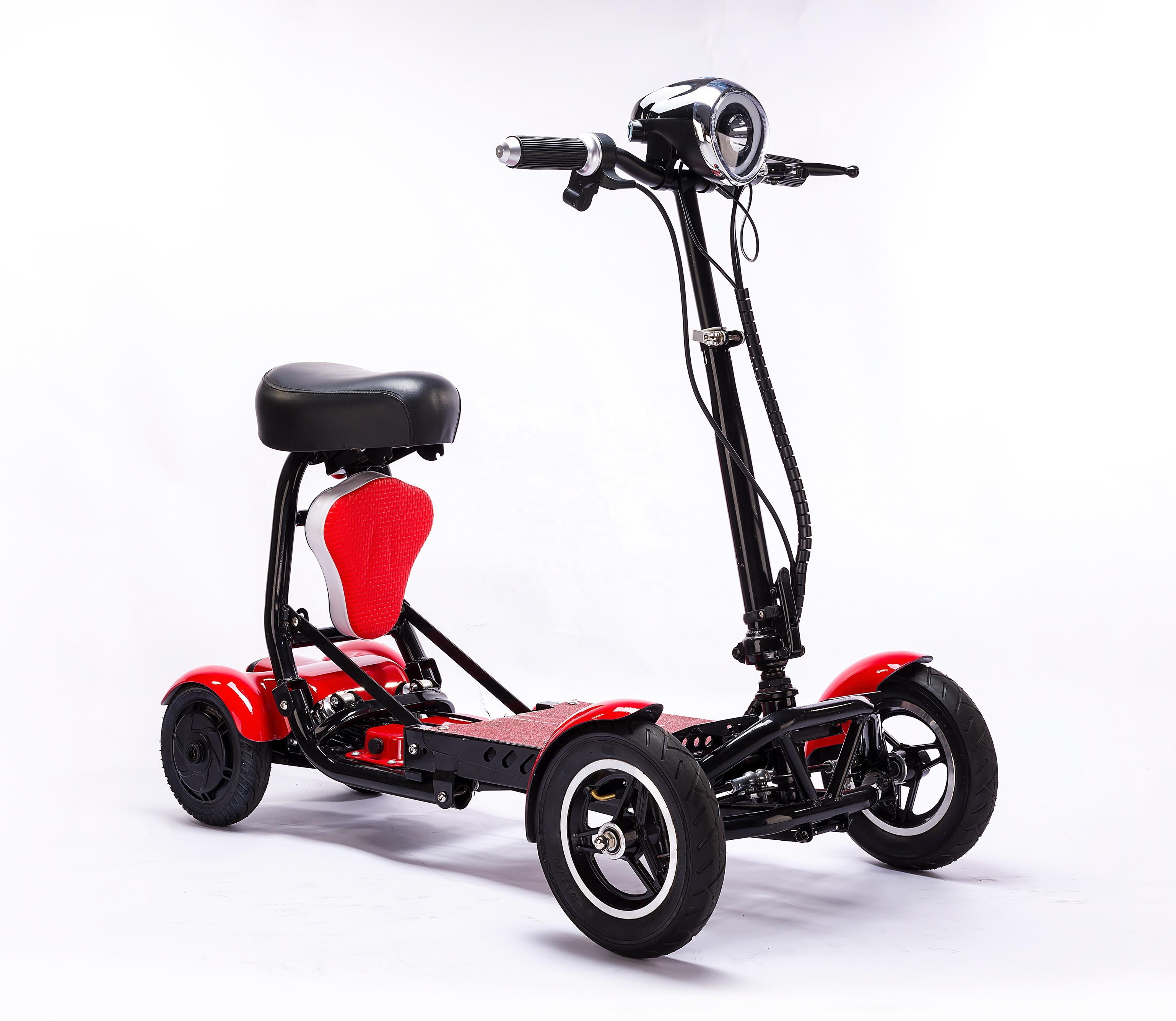 Beste Reise Leichte Faltbare Mobilität Roller Rollschuhe, Skateboards Und Roller Roller