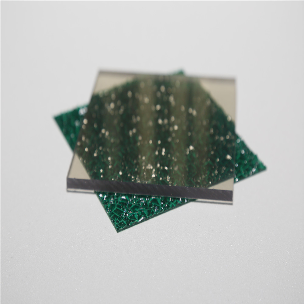 hard plastic Building Materials Colored Cheap polycarbonate sheet price india
