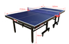 25mm MDF Foldable and Movable Table Tennis Table