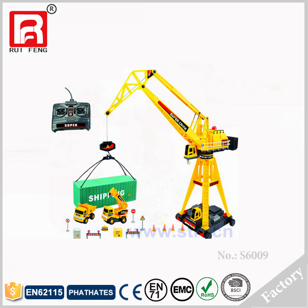 similation plastic wire control rc toy tower truck crane for similation plastic wire control rc toy tower truck crane for buy toy crane tower crane toy toy truck crane product on com