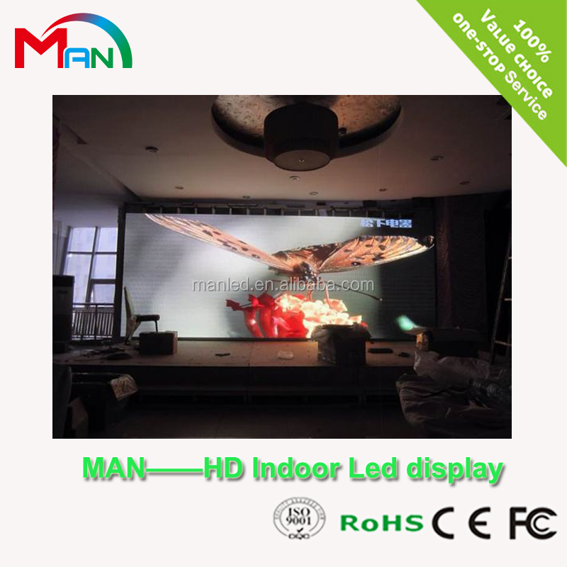 Advertising Performance Indoor/Outdoor P1.23 P1.667 P2 P3 Full Color LED Display Screen