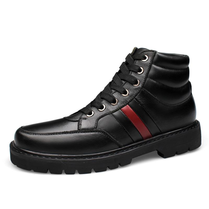 Best-Winter-Warm-Shoes-Men-Designer-Lace-Up-Ankle-Boots