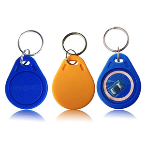 Factory price plastic ABS smart key fob