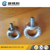 Miniature Rigging Eye Nuts And Bolts Fasteners