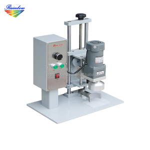 DDX-450 semi automatic twist off capping machine for glass bottle