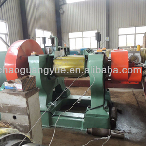 Rubber Crusher Machine /Crushing Machine For Recycle Used Tires