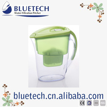 Alkaline water filter cartridge water for jug/pitcher/purifier with purification