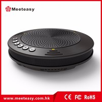 Wireless bluetooth usb speaker microphone for soho softphone meeting call