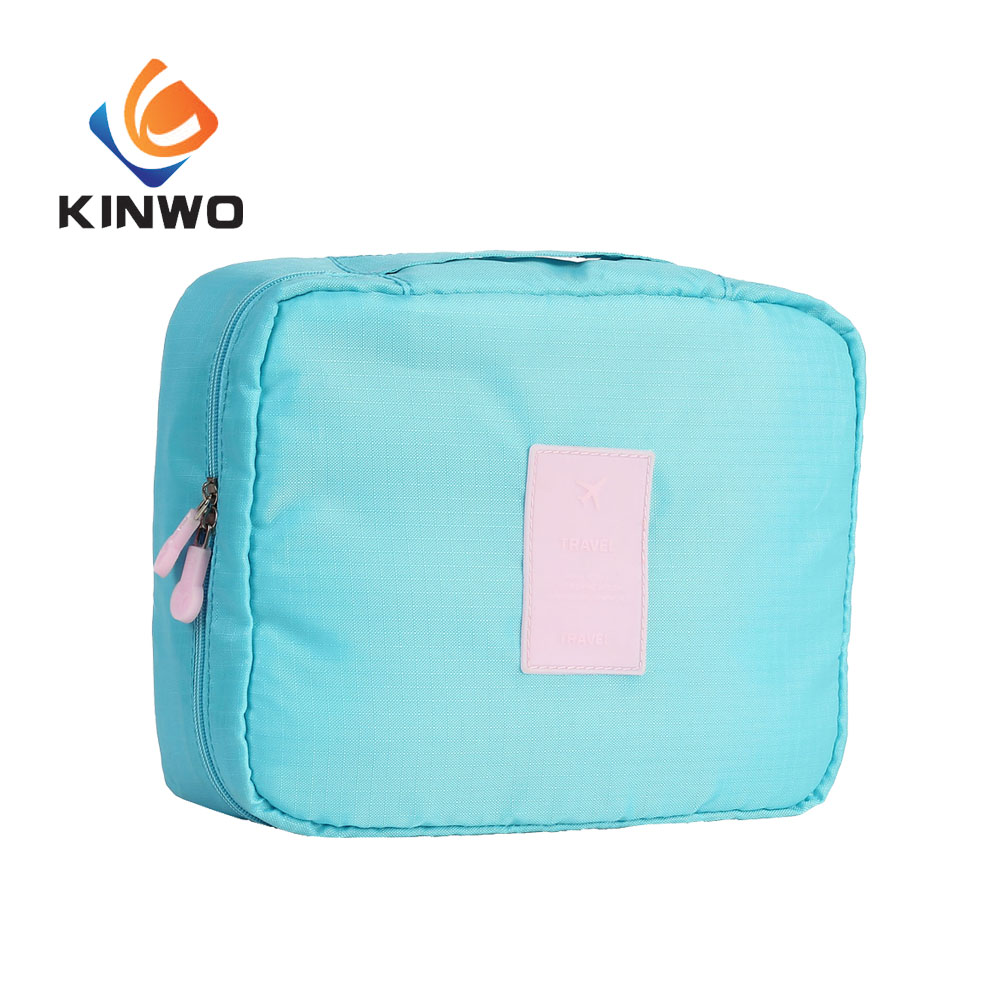 Fashionable Factory Direct Sales Portable multiple Colour Travel Pouch Cosmetic Bag.