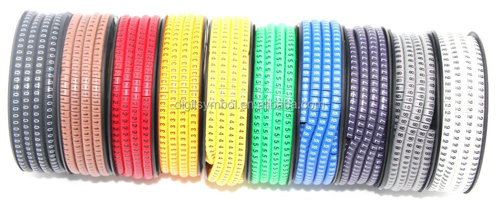Plastic Cable Markers Wire Markers Cable Marker Buy