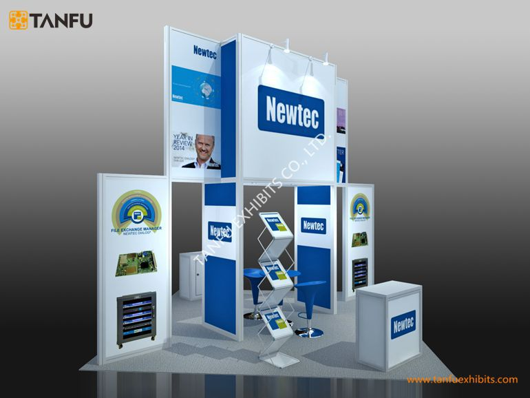 Exhibition Booth Size : China exhibition booth with or custom sizes buy