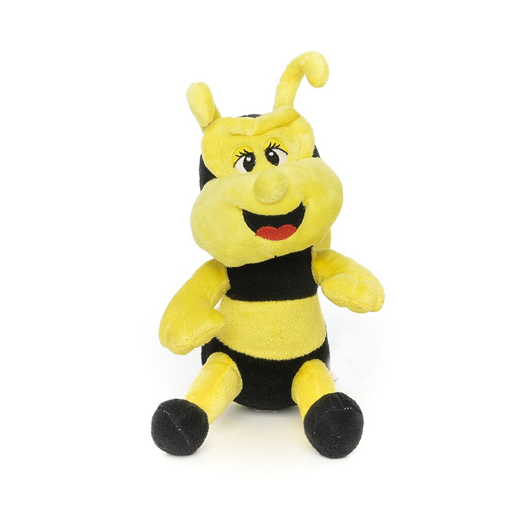 Lovely Plush Stuffed Toys 8 Inch Yellow Jacket As Mascot Buy