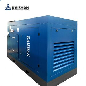 LG-3.6/8G KAISHAN top brand Electric Stationary Screw type air compressor 22kw ISO GE Supplier