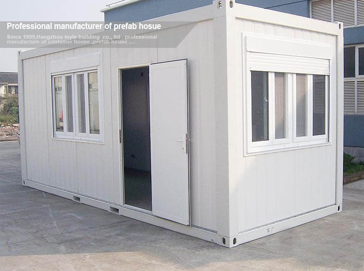 20ft Prefab Portable Labor Camp Mobile Container Toilet