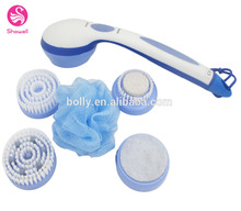 New Arrival Electric bath brush, spin spa, waterproof, fashionable and compact design SA-B1