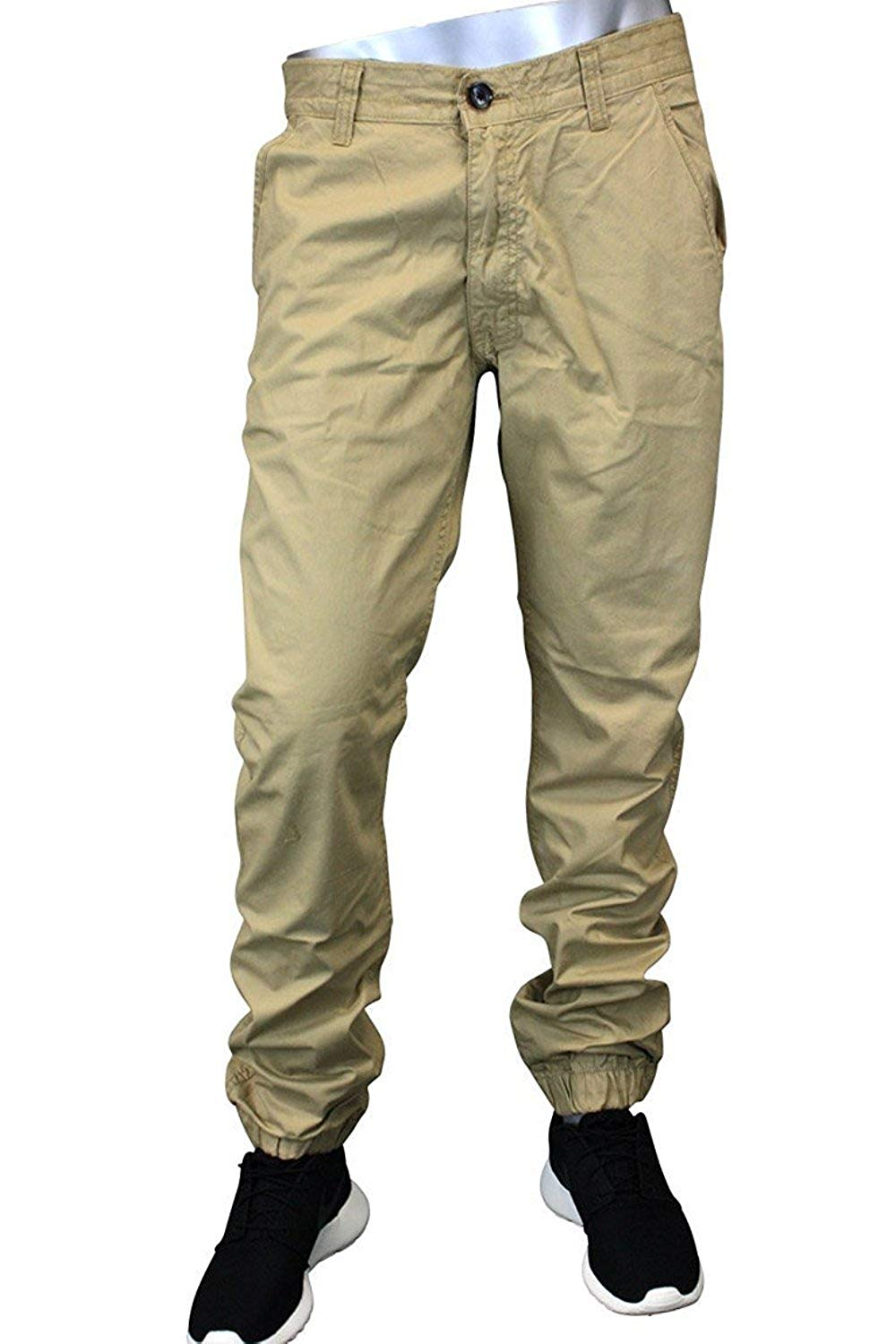 59a27dc4870a78 Get Quotations · Jordan Craig Chino Jogger Pants