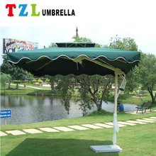 Advertising Outdoor Modern Heavy Duty Patio Garden Cantilever Umbrella Parts for Sale