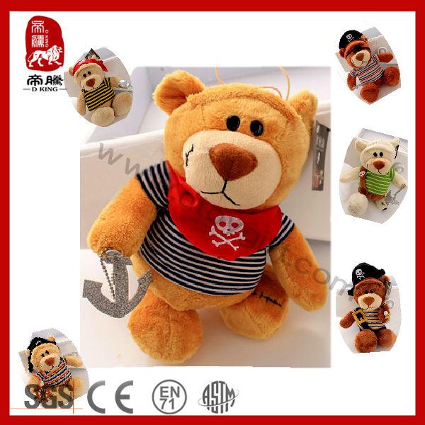 Finden Sie Hohe Qualität Plüsch Piraten Teddybär Hersteller und ...