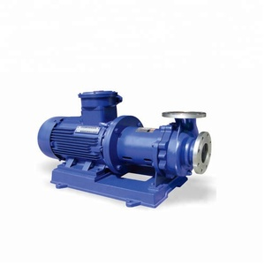 electrical motor stainless steel magnetic ammonia water pump