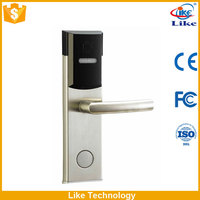 High quality machine grade wifi hotel door lock system With Professional Technical Support