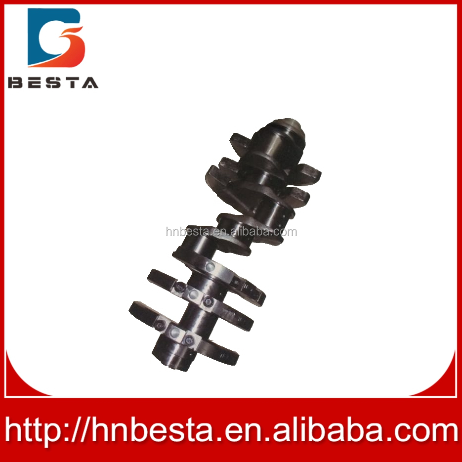 Mercedes OM447 engine crankshaft