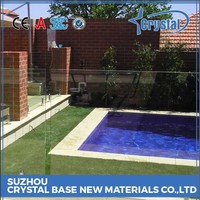 Laminated Glass Fence Panels, Building Tempered Swimming Pool Fence Glass